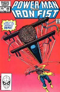Cover Thumbnail for Power Man and Iron Fist (Marvel, 1981 series) #88