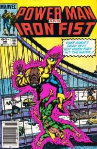 Cover Thumbnail for Power Man and Iron Fist (Marvel, 1981 series) #98