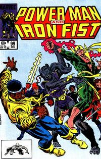 Cover Thumbnail for Power Man and Iron Fist (Marvel, 1981 series) #99