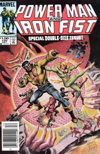 Cover Thumbnail for Power Man and Iron Fist (Marvel, 1981 series) #100 [newsstand]