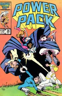 Cover Thumbnail for Power Pack (Marvel, 1984 series) #26