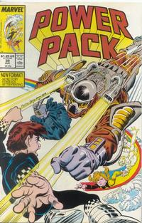 Cover Thumbnail for Power Pack (Marvel, 1984 series) #39