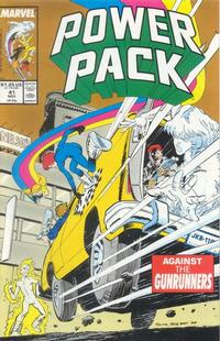 Cover Thumbnail for Power Pack (Marvel, 1984 series) #41