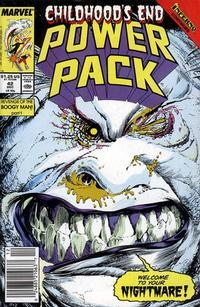 Cover Thumbnail for Power Pack (Marvel, 1984 series) #42