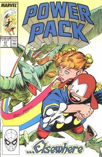 Cover Thumbnail for Power Pack (Marvel, 1984 series) #47