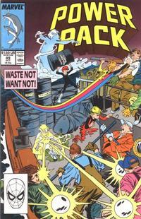Cover Thumbnail for Power Pack (Marvel, 1984 series) #49