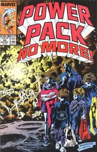 Cover Thumbnail for Power Pack (Marvel, 1984 series) #52