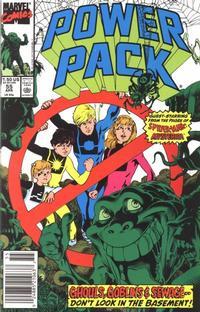 Cover Thumbnail for Power Pack (Marvel, 1984 series) #55