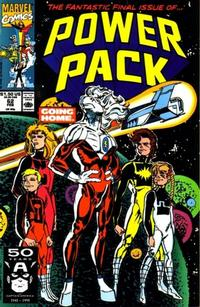 Cover Thumbnail for Power Pack (Marvel, 1984 series) #62