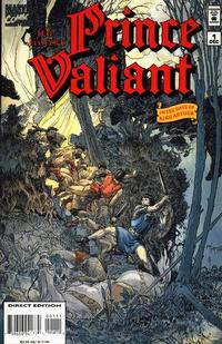 Cover Thumbnail for Prince Valiant (Marvel, 1994 series) #1