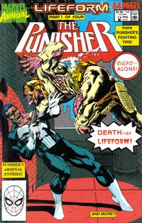 Cover Thumbnail for The Punisher Annual (Marvel, 1988 series) #3
