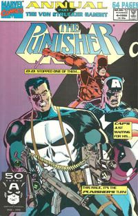 Cover Thumbnail for The Punisher Annual (Marvel, 1988 series) #4 [direct]