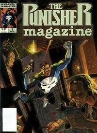 Cover Thumbnail for The Punisher Magazine (Marvel, 1989 series) #3