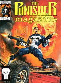 Cover Thumbnail for The Punisher Magazine (Marvel, 1989 series) #6