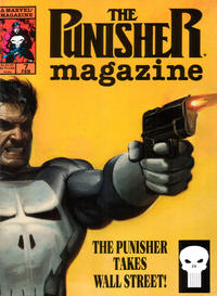 Cover Thumbnail for The Punisher Magazine (Marvel, 1989 series) #7