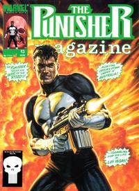 Cover Thumbnail for The Punisher Magazine (Marvel, 1989 series) #13