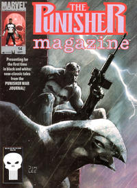 Cover Thumbnail for The Punisher Magazine (Marvel, 1989 series) #14