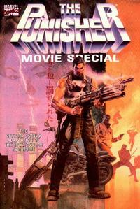 Cover Thumbnail for The Punisher Movie Special (Marvel, 1990 series) #1