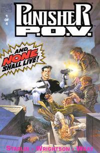 Cover Thumbnail for Punisher: P.O.V. (Marvel, 1991 series) #1