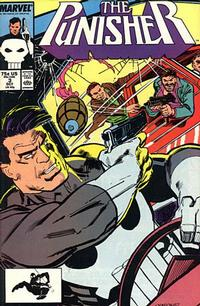 Cover Thumbnail for The Punisher (Marvel, 1987 series) #3
