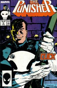 Cover Thumbnail for The Punisher (Marvel, 1987 series) #5