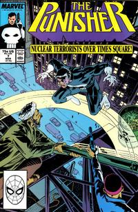 Cover Thumbnail for The Punisher (Marvel, 1987 series) #7 [Direct]