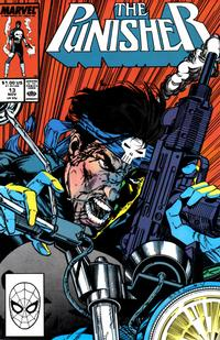 Cover Thumbnail for The Punisher (Marvel, 1987 series) #13