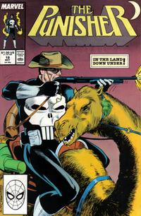 Cover Thumbnail for The Punisher (Marvel, 1987 series) #19