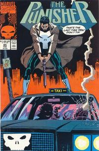 Cover Thumbnail for The Punisher (Marvel, 1987 series) #45