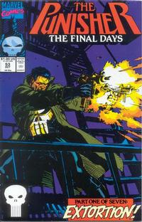 Cover Thumbnail for The Punisher (Marvel, 1987 series) #53