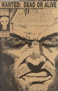 Cover Thumbnail for The Punisher (Marvel, 1987 series) #57 [Direct]