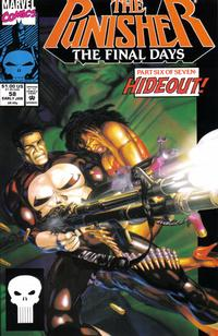 Cover Thumbnail for The Punisher (Marvel, 1987 series) #58
