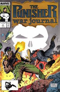 Cover Thumbnail for The Punisher War Journal (Marvel, 1988 series) #4