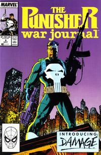 Cover Thumbnail for The Punisher War Journal (Marvel, 1988 series) #8