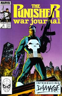 Cover Thumbnail for The Punisher War Journal (Marvel, 1988 series) #8 [Direct]