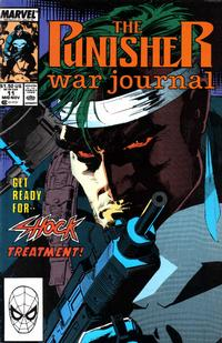 Cover Thumbnail for The Punisher War Journal (Marvel, 1988 series) #11 [Direct]