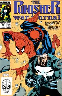 Cover Thumbnail for The Punisher War Journal (Marvel, 1988 series) #15 [Direct]