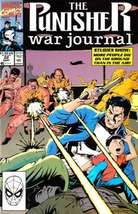 Cover Thumbnail for The Punisher War Journal (Marvel, 1988 series) #22 [Direct]