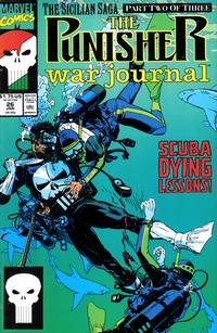 Cover Thumbnail for The Punisher War Journal (Marvel, 1988 series) #26 [Direct]