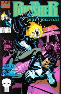 Cover Thumbnail for The Punisher War Journal (Marvel, 1988 series) #29 [Direct]