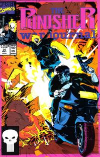 Cover Thumbnail for The Punisher War Journal (Marvel, 1988 series) #30 [Direct]