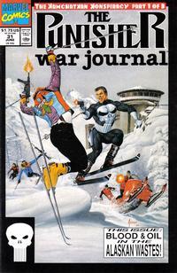 Cover Thumbnail for The Punisher War Journal (Marvel, 1988 series) #31