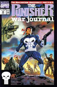 Cover Thumbnail for The Punisher War Journal (Marvel, 1988 series) #33