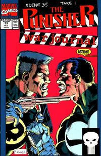 Cover Thumbnail for The Punisher War Journal (Marvel, 1988 series) #35