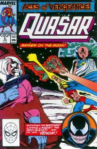 Cover Thumbnail for Quasar (Marvel, 1989 series) #6