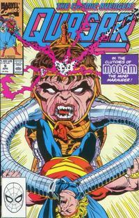 Cover Thumbnail for Quasar (Marvel, 1989 series) #9