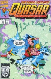 Cover Thumbnail for Quasar (Marvel, 1989 series) #18