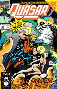 Cover Thumbnail for Quasar (Marvel, 1989 series) #26