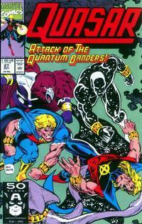 Cover Thumbnail for Quasar (Marvel, 1989 series) #27