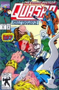 Cover Thumbnail for Quasar (Marvel, 1989 series) #31